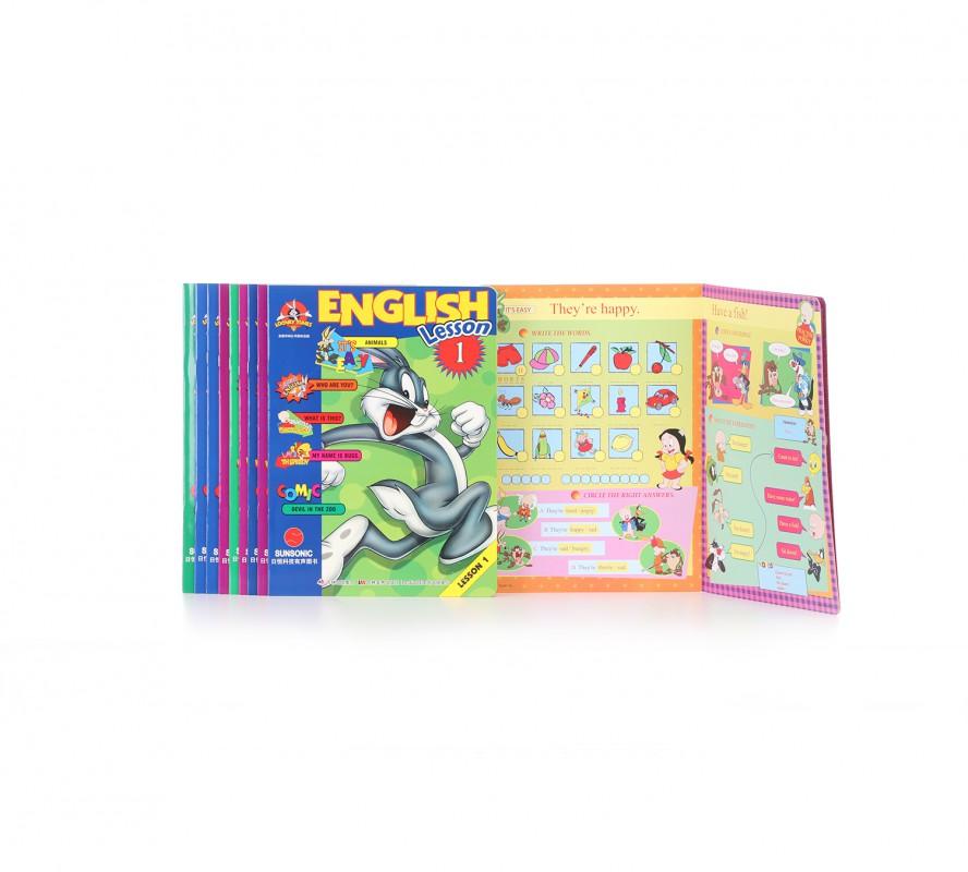 หนังสือพูดได้ Looney Tunes English