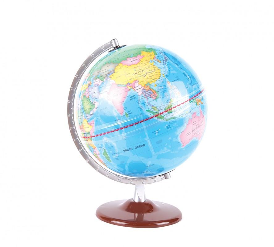 ลูกโลกพูดได้ลูกเล็ก 9″ Globe