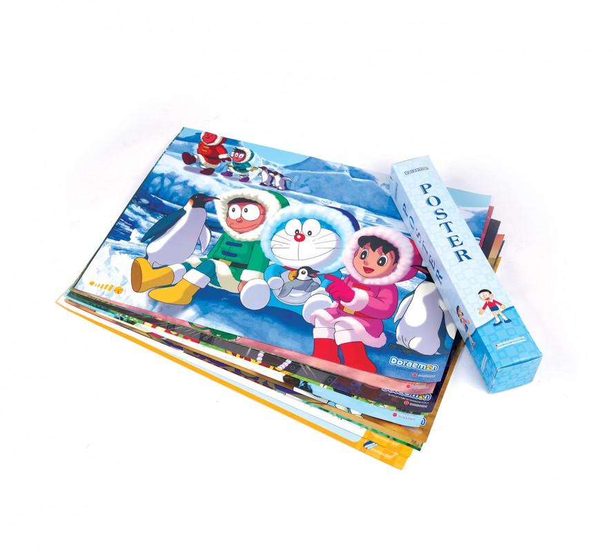 โปสเตอร์โดราเอมอนพูดได้ Doraemon Poster